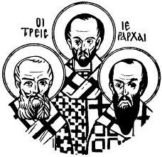 logo drie hierarchen