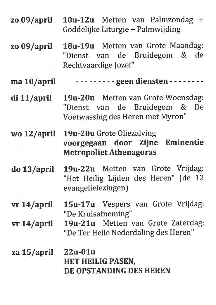 2) programma april 2017